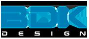 BDK Design Logo