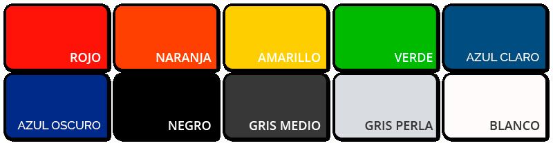 Colores - BDK Design