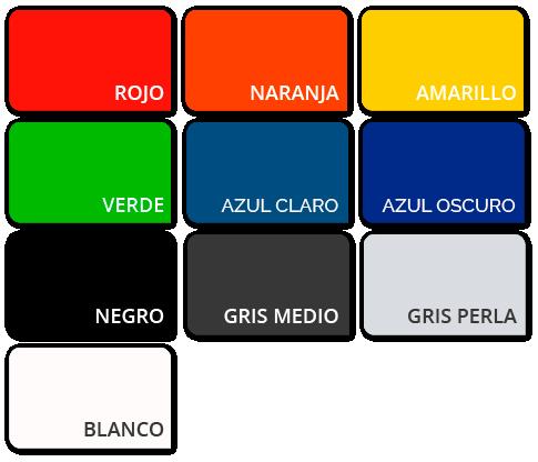 BDK Design - Colores